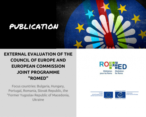 Romed External Evaluation Report Published  Romed